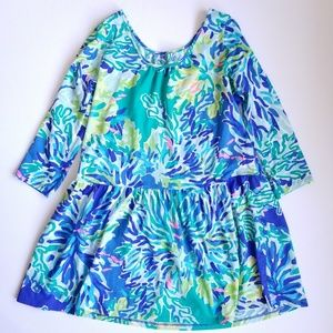 Lilly Pulitzer Dresses - Lilly Pultizer Lynn Dress Wade & See Print XL